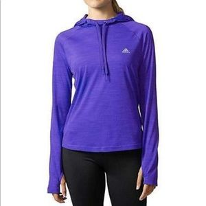 Adidas climate control hoodie